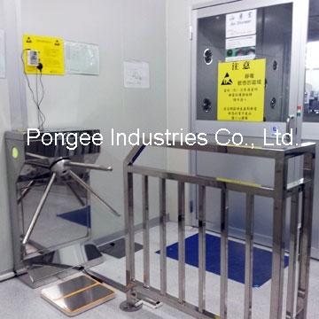 Bộ điều khiển trung tâm hệ thống kiểm soát ra vào và khửtĩnh điện PP-6750VESD
