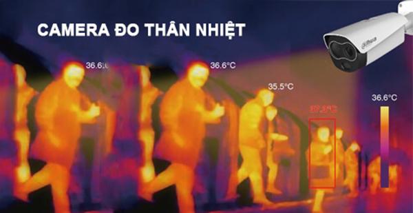 Giải pháp camera tầm nhiệt phòng tránh Covid-19