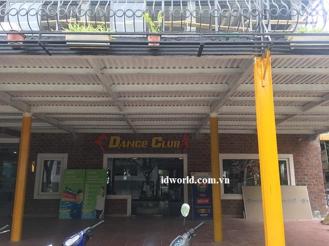 Lắp đặt hệ thống cổng xoay cho phòng tập Gym tại Vĩnh Phúc