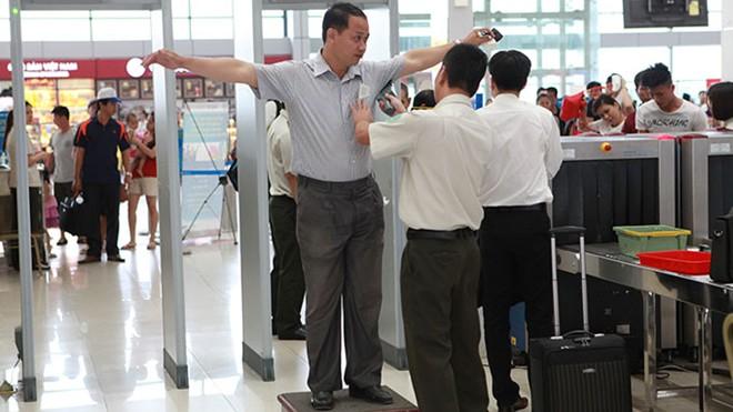 Giải pháp kiểm soát ra vào đảm bảo an ninh sân bay