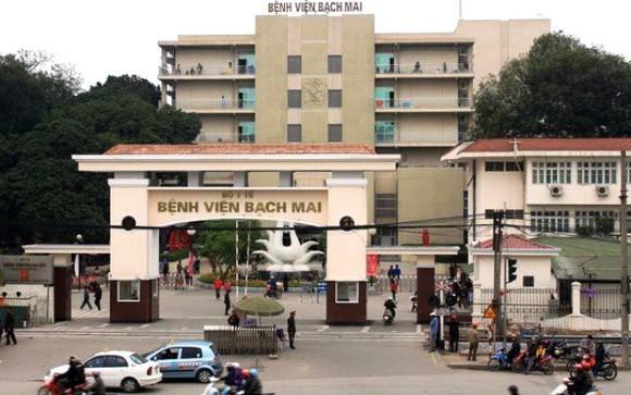 Lắp đặt hệ thống chấm công kiểm soát cửa ra vào tại bệnh viện Bạch Mai