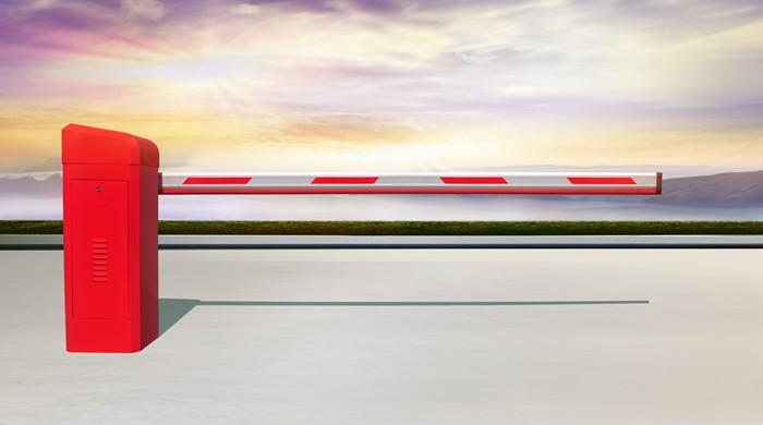 Thanh chắn barrier - barrier tự động là gì?