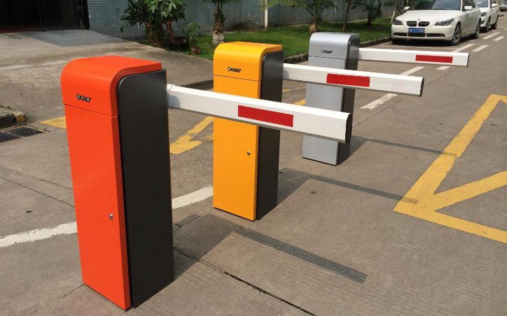 Barrier tự động thường được lắp ở những vị trí nào?