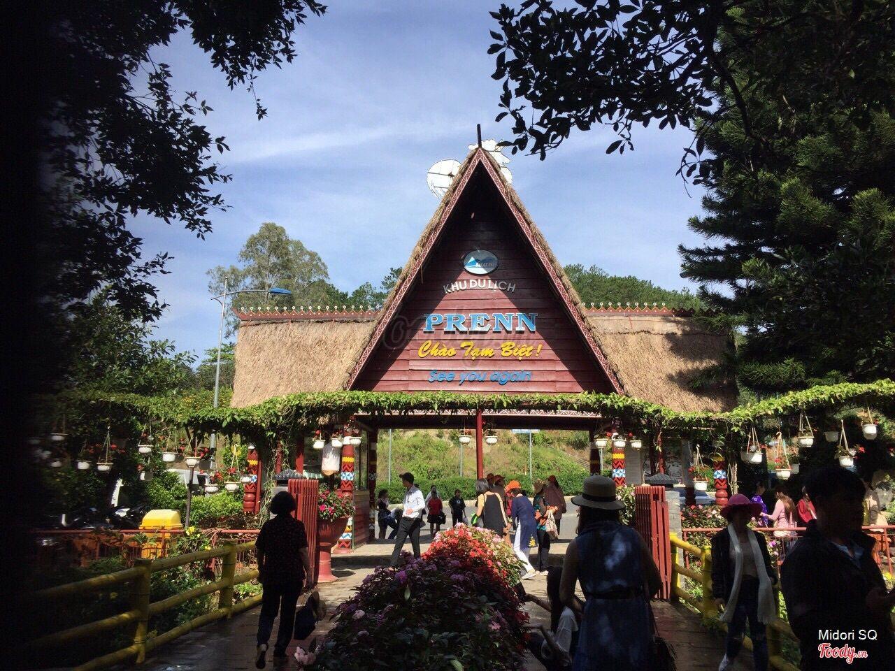 Lắp kiểm soát vé tự động cho khu du lịch Thác Prenn Lâm Đồng Đà Lạt