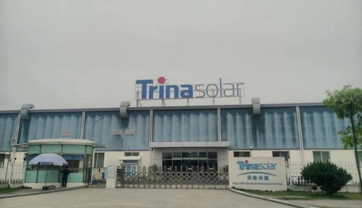Lắp đặt cổng kiểm soát nhận diện khuôn mặt cho Trina Solar Thái Nguyên