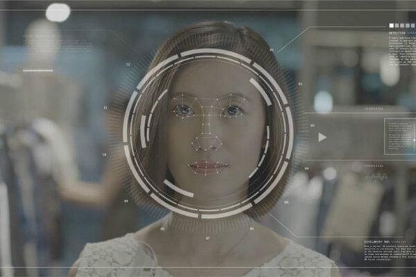 Chấm công nhân diện bằng camera AI công nghệ tương lai