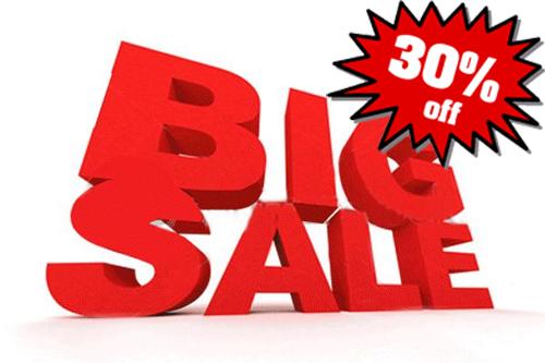 Tri ân khách hàng Big sale 30% Máy chấm công kiểm soát F22