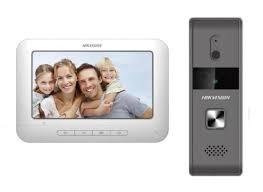 Chuông cửa có hình Hikvision DS-KIS203
