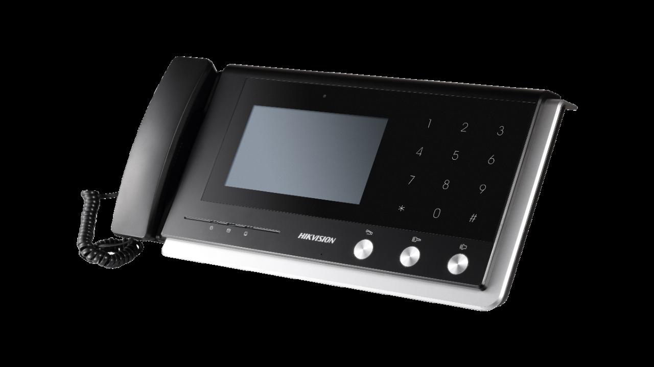 Bộ chuông cửa màn hình giám sát IP Hikvision DS-KM8301