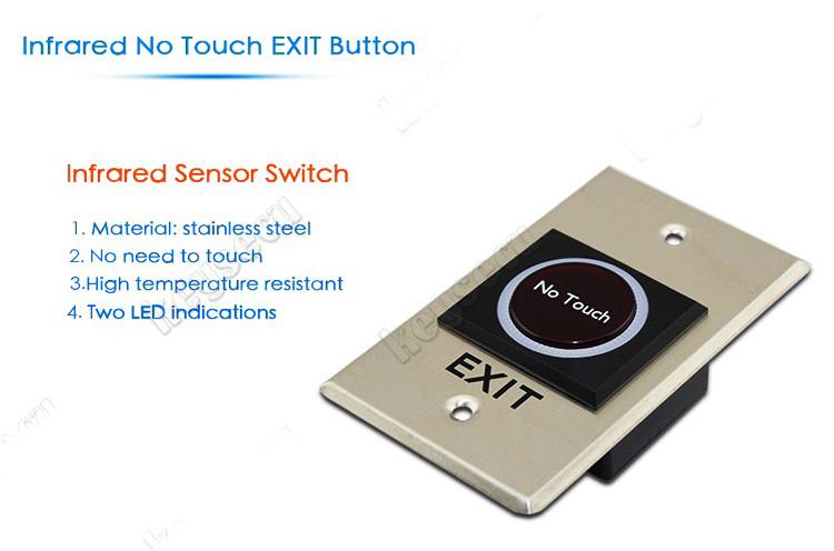 Nút nhấn exit cảm ứng ABK-806