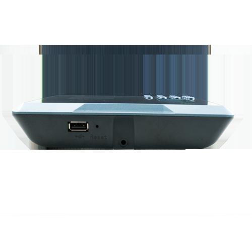 Máy chấm công nhận diện khuôn mặt MB160